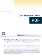 2 (a) Case Study-Istisna New