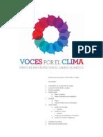 Voces Por El Clima