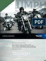 Triumph Cruisers 2010