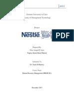 Nestlé Project