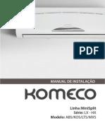 Manual Instalacao MXS 18QC