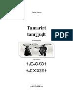 ''Tamarirt Tamjjudt''