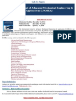 International Journal of Advanced Mechanical Engineering & Applications (IJAMEA)