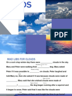 Clouds PowerPoint