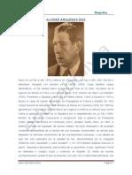 Alcides Arguedas Diaz