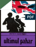 1975 - Peter Cheyney - Ultimul pahar [A5].doc