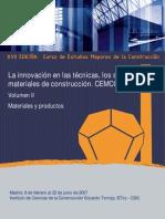 Volumen II Cemco 2007