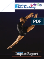 Boston Arts Academy 2013-2014 Impact Report