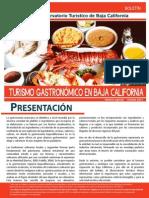 Turismo Gastronómico en Baja California