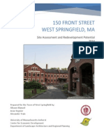 UMass CED Report on 150 Front St.