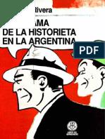 Rivera, Jorge B.- Panorama de La Historieta en La Argentina