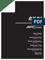 APC mini - User Guide - v1.0