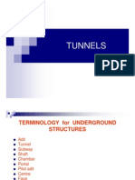 Tunnels Concepts