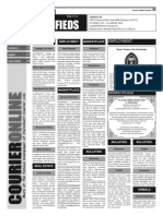 Claremont COURIER Classifieds 11-21-14