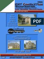 Central Wisconsin APARTMENT ConNeXTion Dec 2014