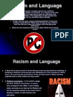 Racism and Language