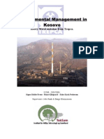 Environmental Management In