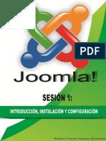 Manual de Estudios de Joomla I