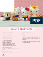 Hello Kitty Crochet