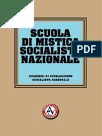 USN - 03 Scuola Di Mistica Socialista Nazionale