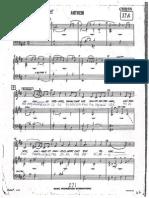 Partitura Anthem