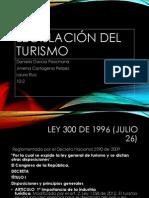 Legislación Del Turismo