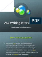 ALL  Writing Programme