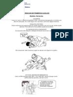 Atencion de Primeros Auxilios (ABC)