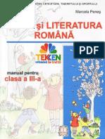 Carti Manual.limba.si.Literatura.romana Clasa.3
