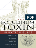 Botulinum Toxin Injection Guid