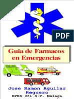 Manual de Bolsillo Farmacos en Urgencias