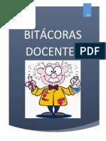 BITACORAS DOCENTES