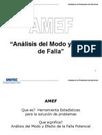 AMEF fallas
