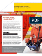 EngineeringPostgrad_PetroleumEngineeringBrochure2015