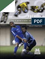 252 Ejercicios Del Portero Del Futbol