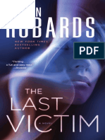 The Last Victim by Karen Marie Moning, 50 Page Fridays