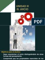 03 EL JUICIO I