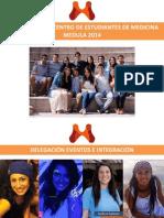 Cuenta Pública MEDULA 2014