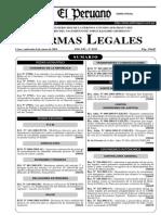 Ley 27911 Acoso Sexual