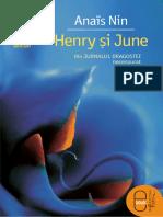 Henry Si June - Anais Nin