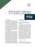 Cáncer de Pulmón. Tratamiento Quimioterápico y Radioterápico
