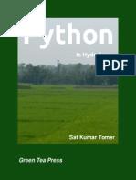 Python em Hidrologia (inglês)