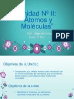 Atomo y Molecula Terminos