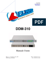 Elber~UserManuals~DDM310_[IT]