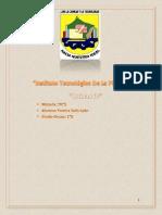 """Unidad 4 """"Tecnologías de la Información"""""""