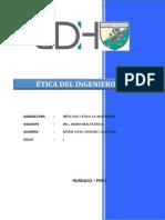 Ética Del Ingeniero Civil