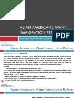 KCCD AAPI Immigration Reform Data