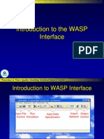 WASP Interface Tutorial