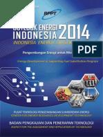 BPPT - Outlook Energi Indonesia 2014