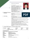 CV Update 2014 Amtris Mechanical and Civil Engineer